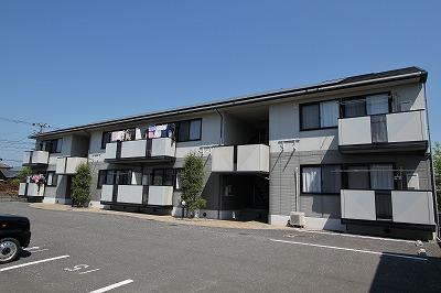 徳島県吉野川市、阿波山川駅徒歩10分の築19年 2階建の賃貸アパート