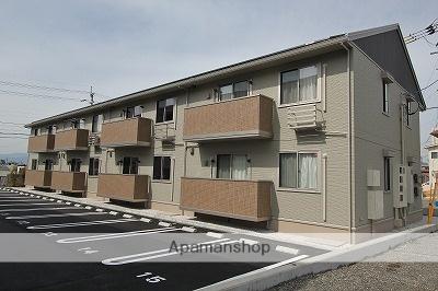 徳島県吉野川市、鴨島駅徒歩13分の築3年 2階建の賃貸アパート