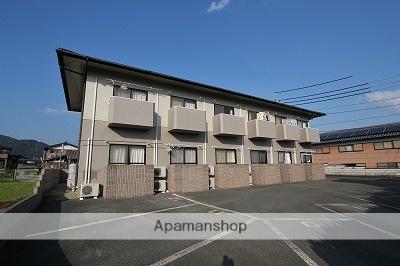 徳島県阿波市、鴨島駅徒歩100分の築14年 2階建の賃貸アパート