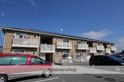 徳島県美馬市、穴吹駅徒歩45分の築8年 2階建の賃貸アパート