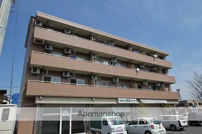 徳島県美馬市、穴吹駅徒歩25分の築17年 4階建の賃貸マンション