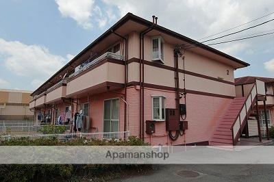 徳島県阿波市、学駅徒歩80分の築22年 2階建の賃貸アパート