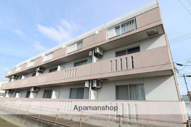 徳島県徳島市、二軒屋駅徒歩6分の築21年 3階建の賃貸マンション
