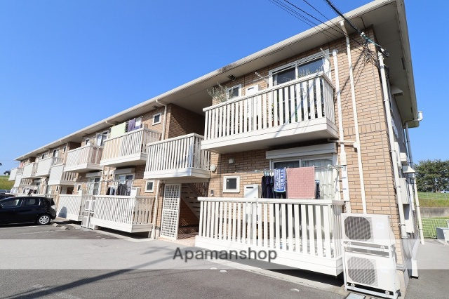 徳島県徳島市、蔵本駅徒歩20分の築8年 2階建の賃貸アパート