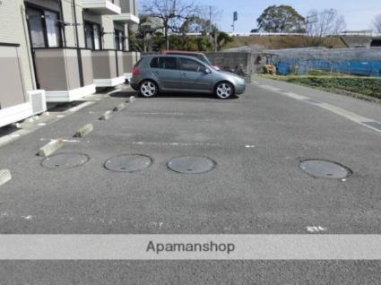 セリバテール[1K/26.7m2]の駐車場