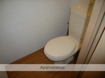 セリバテール[1K/26.7m2]のトイレ