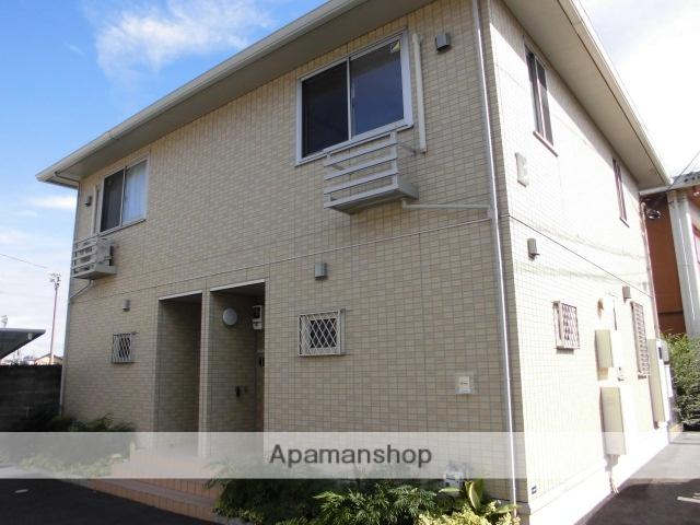 徳島県徳島市、二軒屋駅徒歩10分の築3年 2階建の賃貸アパート