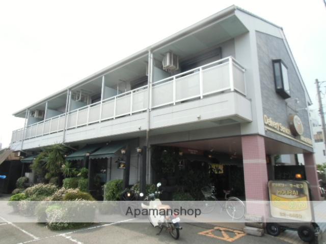 徳島県徳島市、徳島駅徒歩17分の築17年 2階建の賃貸アパート