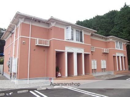 徳島県名西郡石井町の築10年 2階建の賃貸アパート