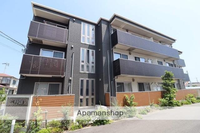 徳島県徳島市の築2年 3階建の賃貸マンション