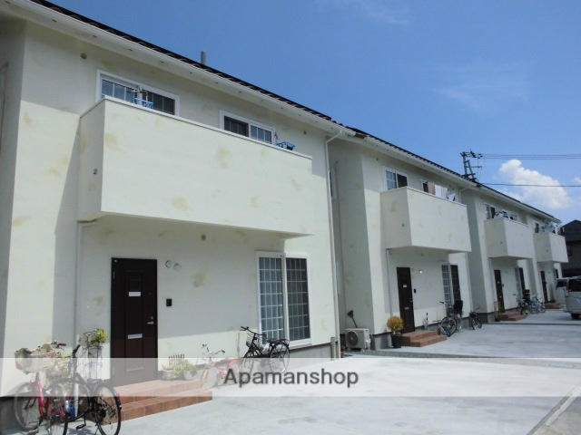 徳島県徳島市の築2年 2階建の賃貸一戸建て