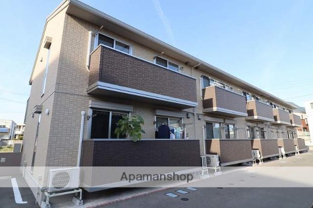 徳島県徳島市、阿波富田駅徒歩20分の新築 2階建の賃貸アパート