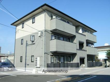 徳島県徳島市の築17年 3階建の賃貸アパート