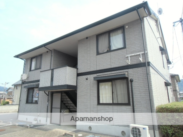 徳島県名西郡石井町の築17年 2階建の賃貸アパート