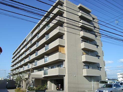 徳島県徳島市、蔵本駅徒歩5分の築22年 7階建の賃貸マンション