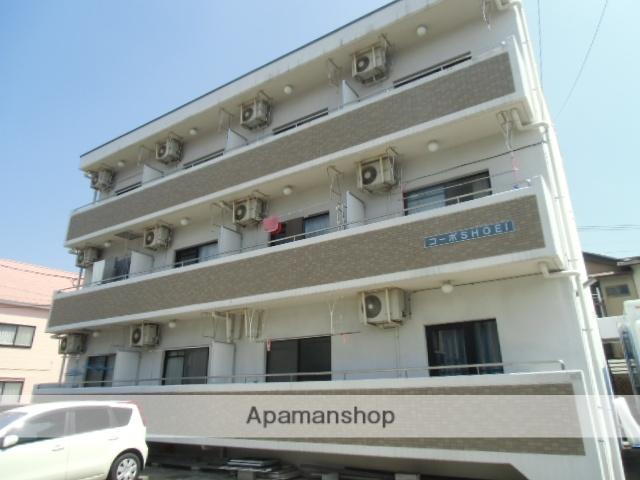 徳島県徳島市、佐古駅徒歩10分の築20年 3階建の賃貸マンション