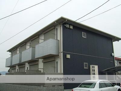 徳島県板野郡藍住町の築11年 2階建の賃貸アパート