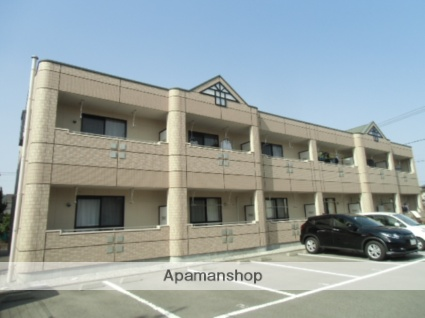 徳島県徳島市、文化の森駅徒歩12分の築9年 2階建の賃貸アパート