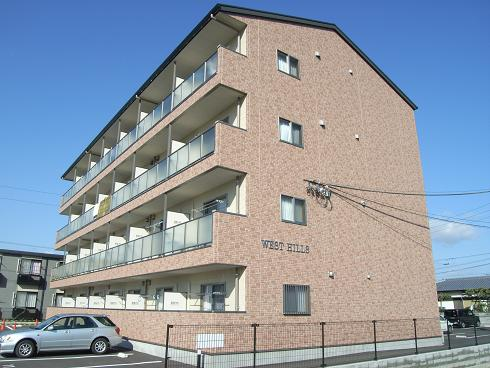 徳島県徳島市、鮎喰駅徒歩1分の築9年 4階建の賃貸マンション