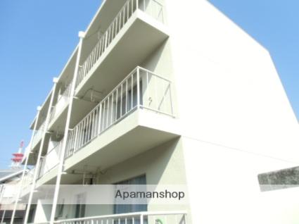 徳島県徳島市、蔵本駅徒歩6分の築43年 3階建の賃貸マンション