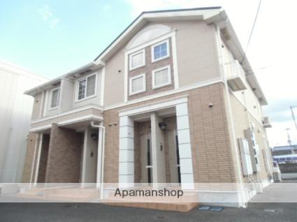 徳島県名西郡石井町の築9年 2階建の賃貸アパート