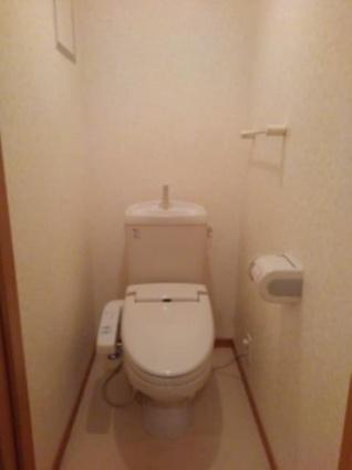 ルーチェ Ⅰ[1LDK/42.37m2]のトイレ