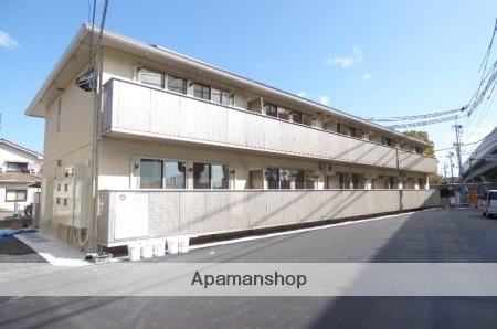 徳島県鳴門市、鳴門駅徒歩19分の築1年 2階建の賃貸アパート