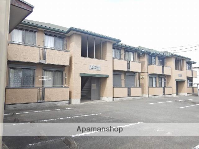 徳島県板野郡松茂町の築14年 2階建の賃貸アパート