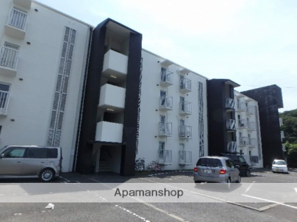 徳島県鳴門市の築39年 4階建の賃貸マンション