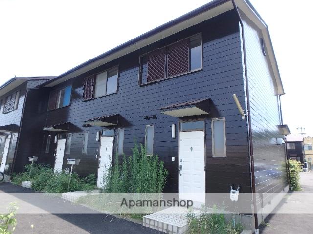 徳島県鳴門市の築27年 2階建の賃貸アパート