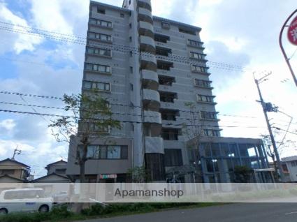 徳島県鳴門市、鳴門駅徒歩10分の築26年 10階建の賃貸マンション