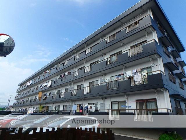 徳島県板野郡北島町、勝瑞駅徒歩9分の築21年 4階建の賃貸マンション