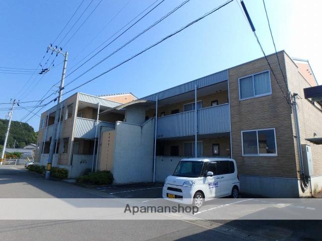 徳島県鳴門市、鳴門駅徒歩14分の築14年 2階建の賃貸アパート