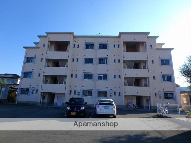徳島県鳴門市、撫養駅徒歩20分の築20年 4階建の賃貸マンション