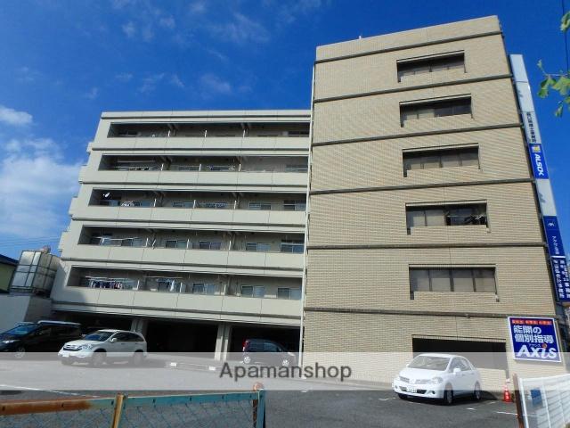 徳島県鳴門市、鳴門駅徒歩8分の築32年 6階建の賃貸マンション