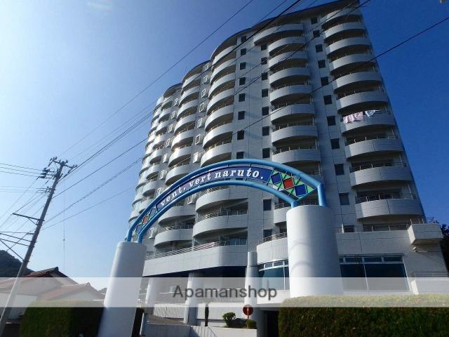 徳島県鳴門市の築27年 12階建の賃貸マンション