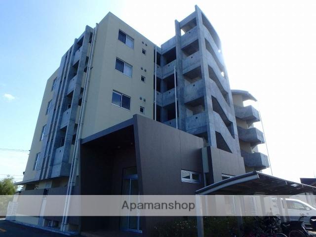 徳島県板野郡北島町の築3年 5階建の賃貸マンション