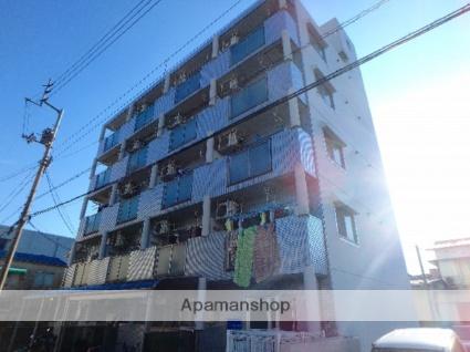 徳島県鳴門市、鳴門駅徒歩5分の築26年 5階建の賃貸マンション
