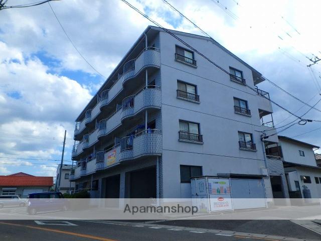 徳島県板野郡藍住町の築28年 4階建の賃貸マンション