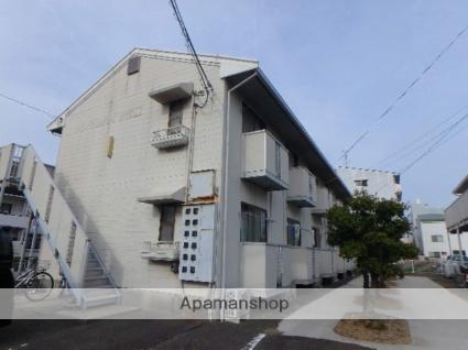 徳島県鳴門市、鳴門駅徒歩7分の築32年 2階建の賃貸アパート
