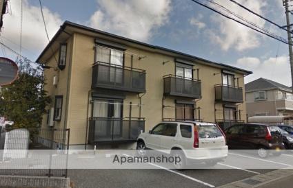 徳島県板野郡北島町、吉成駅徒歩21分の築17年 2階建の賃貸アパート