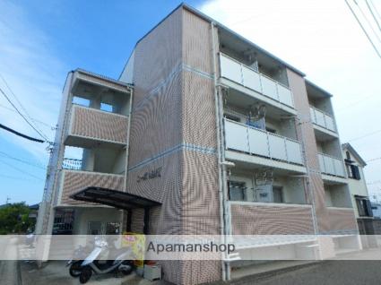 徳島県板野郡松茂町の築25年 3階建の賃貸マンション