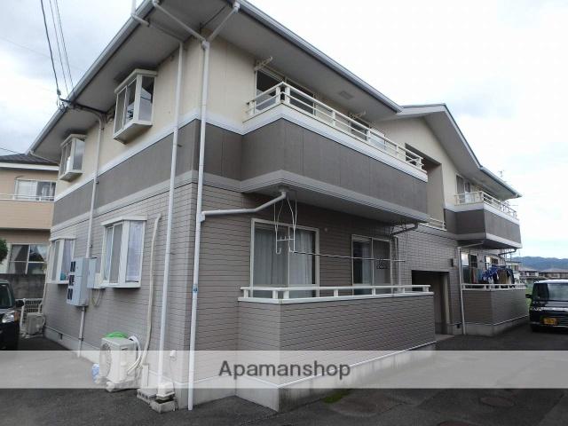 徳島県板野郡藍住町の築22年 2階建の賃貸アパート
