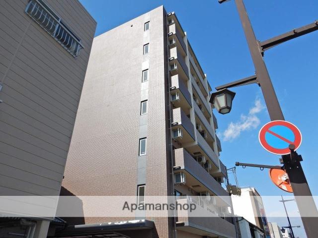 徳島県徳島市、阿波富田駅徒歩14分の新築 7階建の賃貸マンション