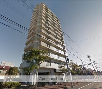徳島県徳島市、徳島駅徒歩21分の築17年 14階建の賃貸マンション