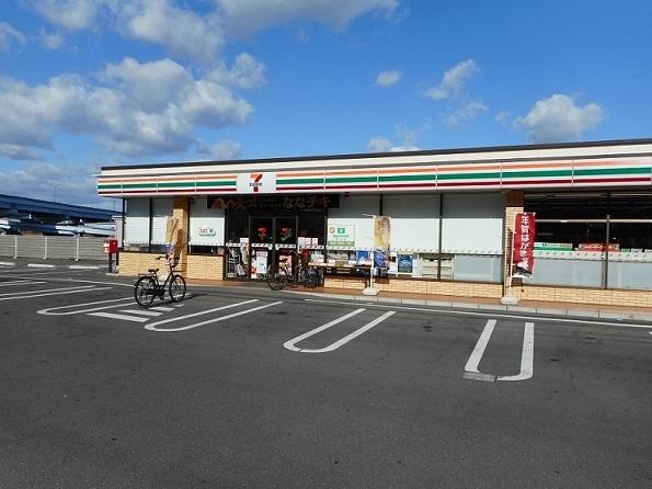 セブンイレブン津田浜の町店 850m
