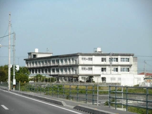 JR阿波赤石駅 500m