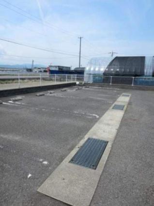 トゥールコネッサンス[1LDK/42.37m2]の駐車場