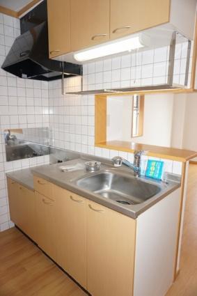 アルト・アルベロB[1K/33.15m2]のキッチン
