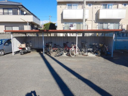 グリーンハイム[1K/18.26m2]の駐車場
